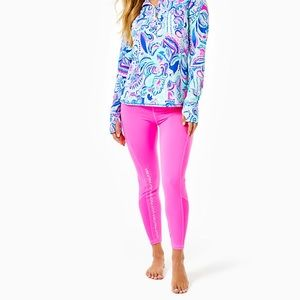 Sold out Lilly Pulitzer pink leggings